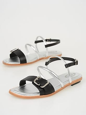 Größe 5 Sandals Tod's Leather 38 6xvqwvBPE