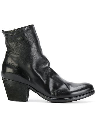 Officine Giselle Officine Bottines Creative Noir Bottines Officine Giselle Noir Creative wXwHqSA8