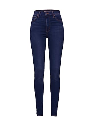 Levi's Blauw Jeans Denim High Mile grzFtqg