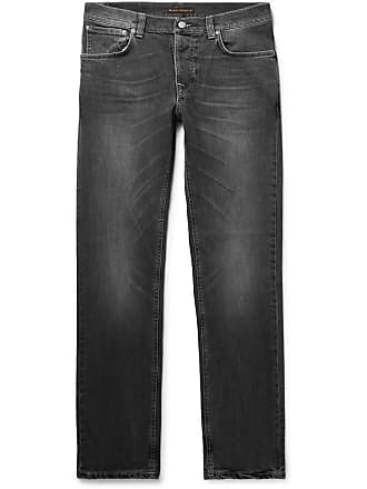 Jeans Gray Organic Grim Nudie denimDark Stretch Tim 7mgvI6Ybfy