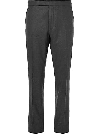 Lauren TrousersGray Label Purple Gregory Dark grey Wool Ralph Suit PTXOkiwZul