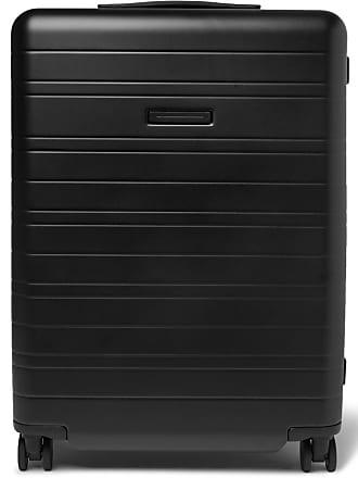 H Suitcase Studios Black Polycarbonate Horizn 64cm Model TFwwqE