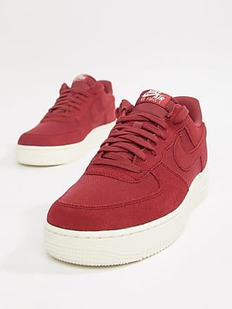 Rouge Nike 1 Air rouge 600 Baskets 07 En Force Ao3835 Daim Ovf6wv