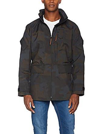 black Q5138 Kenway Camou Blouson Noir Large 6010 Homme Suit wTXZqdT5