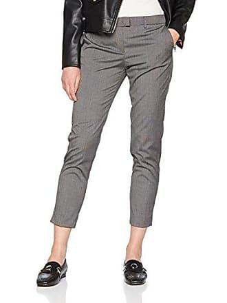 901 46 Gris Mujer Sisley Trousers Pantalones fIqATP