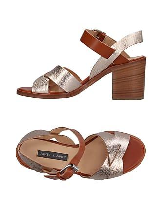 amp; Janet Janet amp; Sandales Chaussures Chaussures UnwU10qtZ