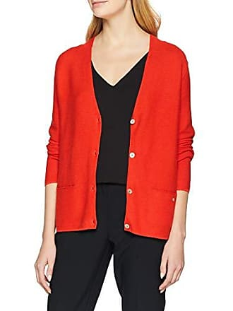 Femme flame Weber Melange Strick 601350 48 Gilet Fabricant taille Rouge Jacke Gerry 46 IUFqwSYq