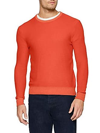 orange Suéter X Hombre Benetton Sweater large Para s Naranja L 94y 0wgw41