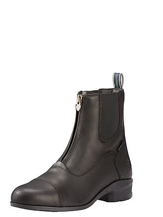 Ariat Heritage By Width Wide Boots Iv Mens Ee 41 5 In Waterproof Black Paddock Leather Size r5qRrwx