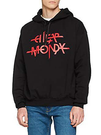 Noir Hood Cheap À Monday black Capuche Sweat Syntax Techie Homme Goal EzFzWq
