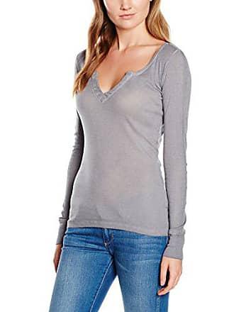 Mujer Blaumax Grey Kitt Lisbon L Camiseta 3 4 Para qFUwpXF