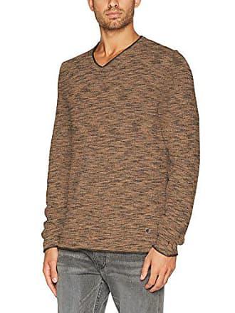 Pullover 740 Sweater Men's Lerros Herren Brown Medium cognac Uq5WZ8