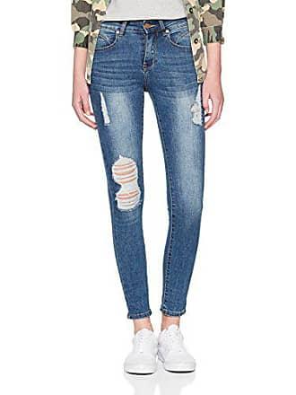 5sjm37sm Inside Skinny Damen Blauazul Jeans 20 UpGjMSqLzV