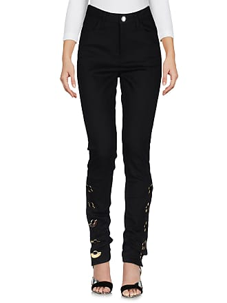 Anthony Vaccarello Anthony Trousers Denim Vaccarello qrOqP