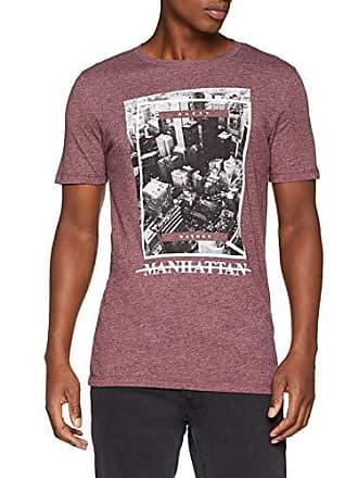 Jones Ss Neck T shirt Jackamp; Tee Herren Jorcitynew Crew WHI29EDY