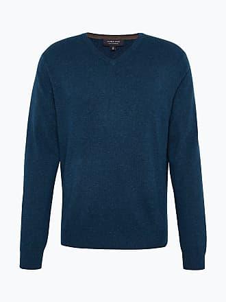 Andrew James Cashmere Blau Herren Pure Pullover rxqF71rzSw
