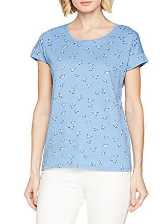 T Esprit 430 shirt 998ee1k808 Bleu blue Femme small X 55qvYr