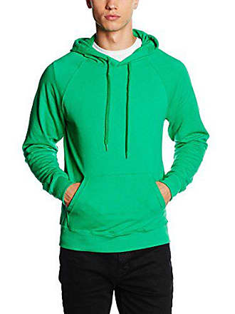 Ss056m The kelly Green Verde Medium Fruit Loom Uomo Cappuccio Of qU7wnTxaZ