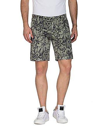 Replay 29 Flower Hombre Del M9610 Verde 000 Pantalones Cortos Para Green amp; talla Blk 70529 Fabricante 10 lt qnABrTYq