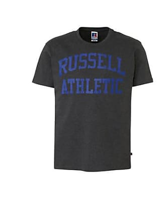 T shirt Antraciet Athletic Athletic shirt shirt T Antraciet Russell T Russell Russell Athletic WXqHBFfH