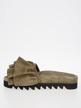 Size Sandals Joshua Leather Frills 35 With Suede Sanders qGzMpSUV