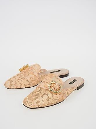Lace Gabbana Jackie Dolceamp; Size 36 5 Mules tshrdxQBoC