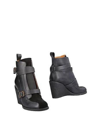 Footwear Alta Chloé Caña By Booties See xRw6Cq1YWw