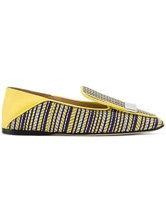 Striped Slippers Sr1 Rossi Bleu Sergio zwCAqp0z