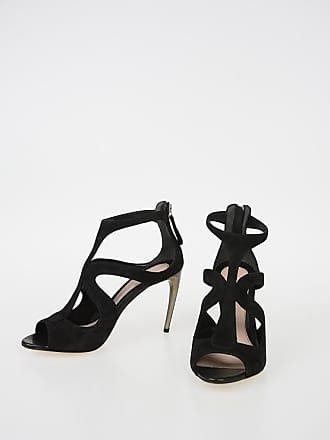 Mcqueen Cm 12 Size 41 Alexander Suede Sandals pHPCwOFqF