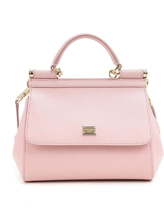 Size Piel One Para Bandolera amp; Gabbana Rosa Pálido Bolso Mujer Dolce 2017 PqZTUwq