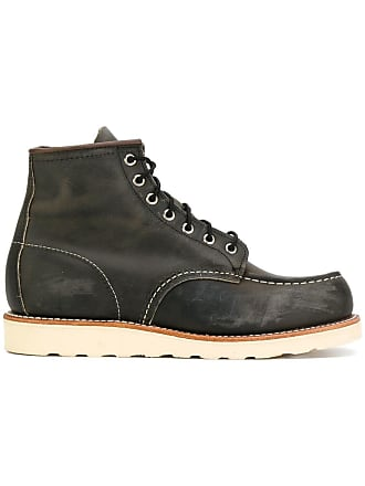 Bottines Red ContrastanteMarron Wing Semelle à Shoes 9IWD2YEH