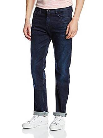 Blau Herren Straight Mid Comfort Calvin structured Klein Jeans RxwwqU8