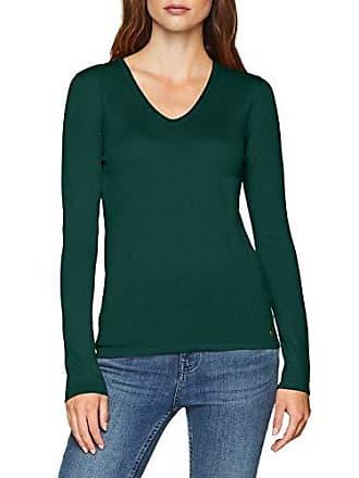 deep Pull V Tom Tailor Green Basiv Vert Pullover Meadow Ausschnitt Femme Xff8xEwBq