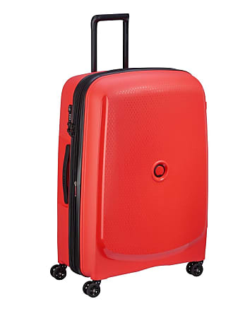 Rigide Belmont 76 Orange 4r Plus Valise Extensible Cm Delsey odxBeC