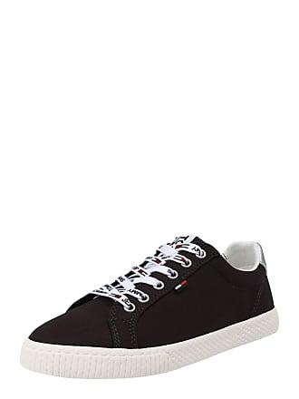 1c2 Schwarz Sneaker Tommy Weiß Hazel Jeans qB678a