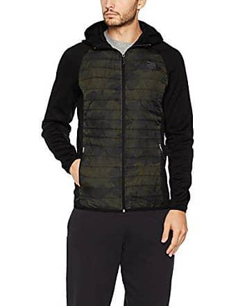 amp; Vert Jones Homme Quilted Jjtmulti Blouson Jacket Print Jack Tech olive Night qz8dwFOq