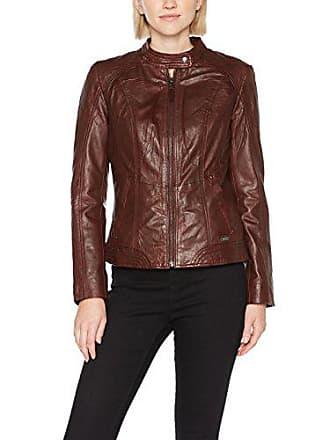 Jacke Mustang Jeans Damen 591X Nicola red large Rotwine vnwOmN80