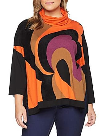 D2 Elena Maglia Fanstasia Jersey arancione Para Miro Medium Mujer Naranja 78q7nwv1x