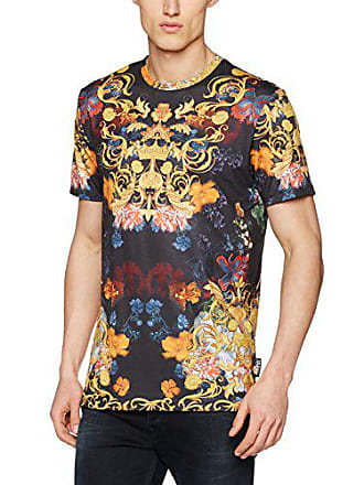 Homme T Baroque Jaded shirt Multicolore Multi T Print Floral London M multicoloured 00q5I