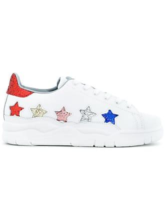 Ferragni Chiara Sneakers Ferragni Roger Chiara Blanc qEnO0