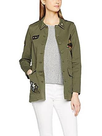 Jacket 3 Vert Patch Moda Vmruby Ls Femme Vero Blouson D2 wnpOCI1nq