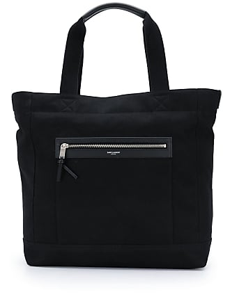 City Saint Laurent Saint Shopper Schwarz Laurent waB6Ua