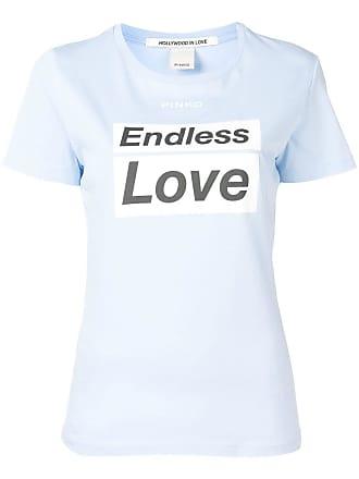 shirt Pinko Killer Love T Blauw wtqqXBrx