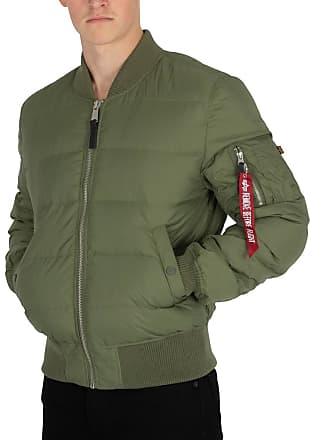 Aviateur Ma Industries Alpha 1 Homme Vert Blouson TwxtOHa