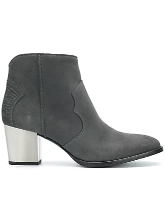 amp; Bottines Zadig Gris Voltaire Molly A1dxw6g