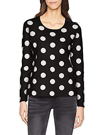 black 002 2 Mujer Para Small Esprit Suéter 118ee1i001 xqz4S4