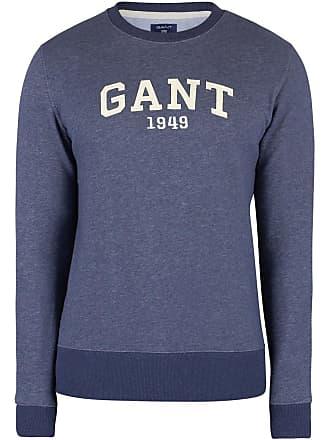 Gant Shirt Homme Sweat Logo Avec Bleu De 1949 PgAC7PrW