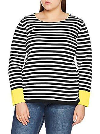 Rundhals Ringel 1 1 Frapp Arm Pullover Damen lTFKcJ1