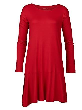 Night Dress amp; Karmozijnrood 46 Novila Day Dames HqRCPqw4