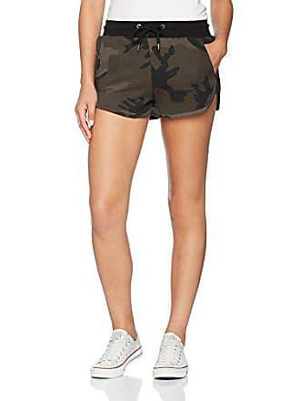 Black Camo Damen Shorts Ladies HotpantsMehrfarbigdark 1058W28herstellergrößeM Urban Classics 4AL5Rj